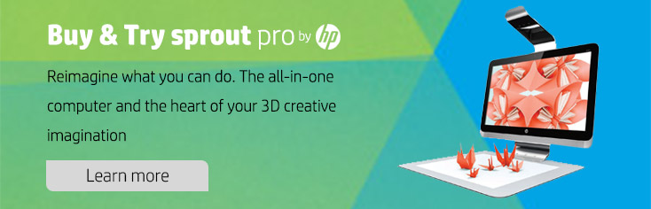 Sprout Pro by HP