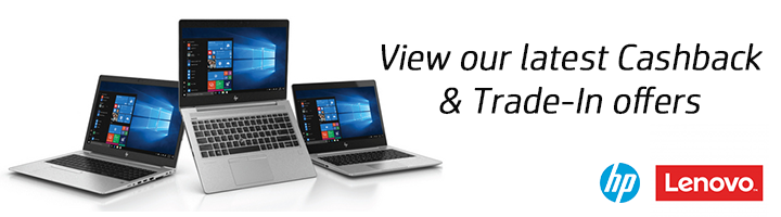 Laptop Cashback and Trade- In Offers