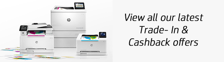 Printer Cashback and Trade In Offers