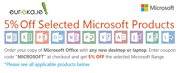 MS Office 5% Off